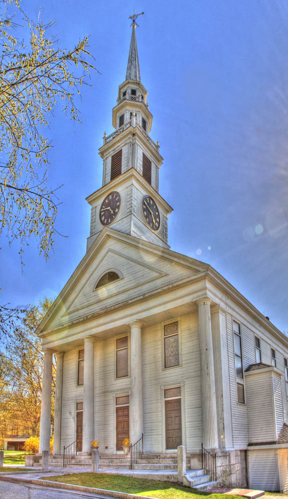 The Congregational Church of Grafton Mary Dennis Photography