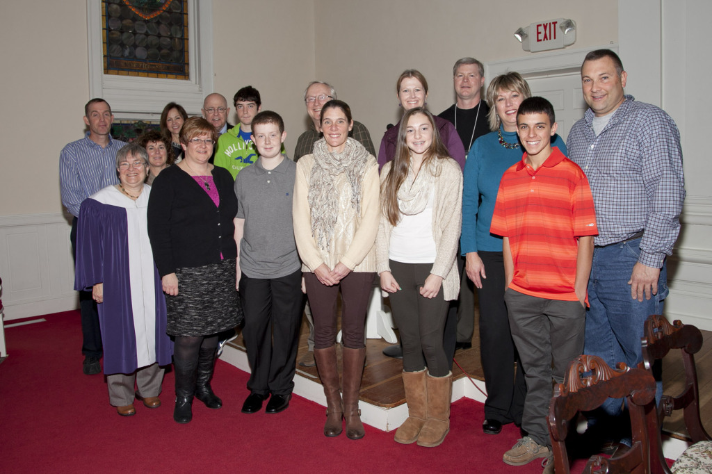 Confirmands Parents and Mentors_11_2_2014