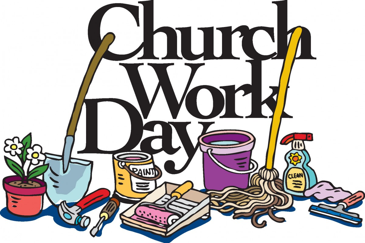 Church Clean Up Day Congregational Church Of Grafton Ma