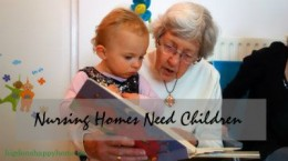 nursing homes need children