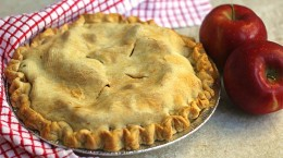 apple pie and apples