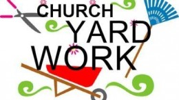 church-yard-work