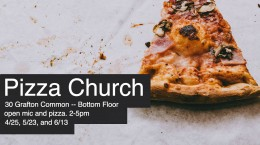 Pizza Church